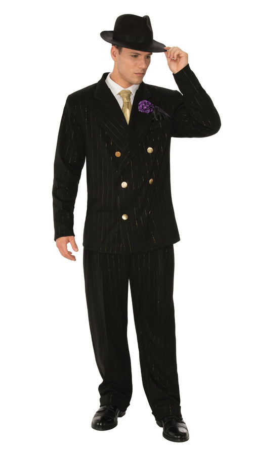Adult Gangster Costume - Roaring 20s
