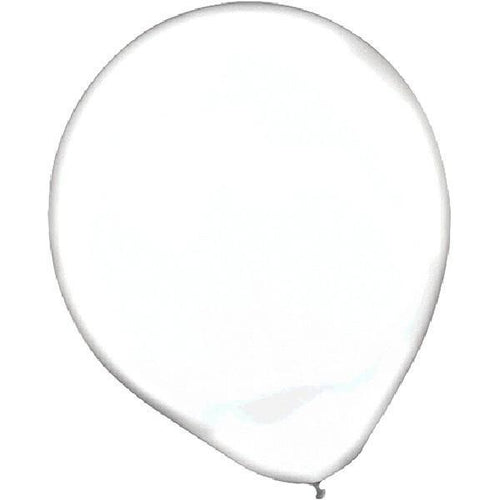 Amscan Balloons Clear Latex Balloons 100ct