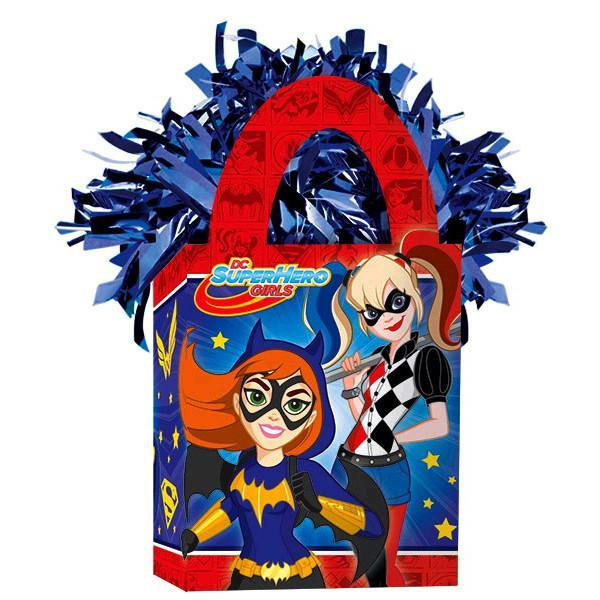 Amscan Balloons DC Super Hero Girls Balloon Weight