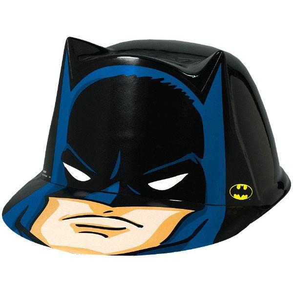 AMSCAN BIRTHDAY Batman Form Hat