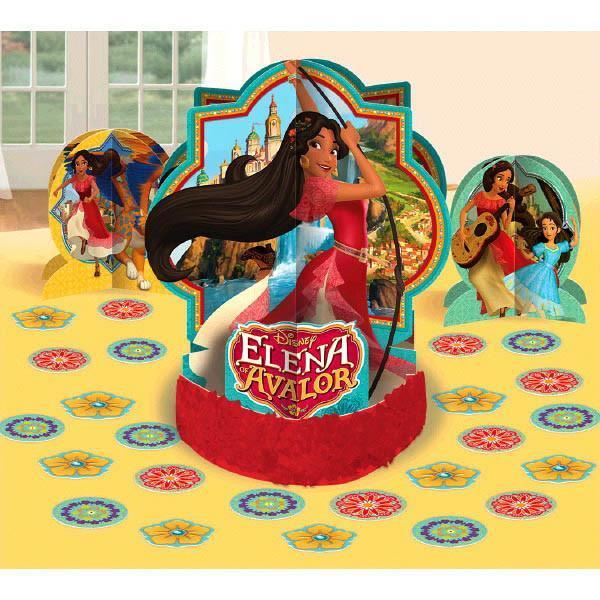 Amscan BIRTHDAY ©Disney Elena of Avalor Table Decorating Kit