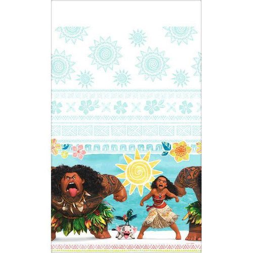 AMSCAN BIRTHDAY ©Disney Moana Plastic Table Cover