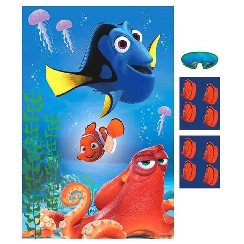 Amscan BIRTHDAY ©Disney/Pixar Finding Dory Party Game