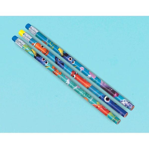 Amscan BIRTHDAY ©Disney/Pixar Finding Dory Pencils 12ct