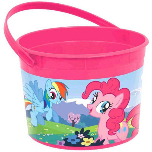 AMSCAN BIRTHDAY My Little Pony Party Favor Container