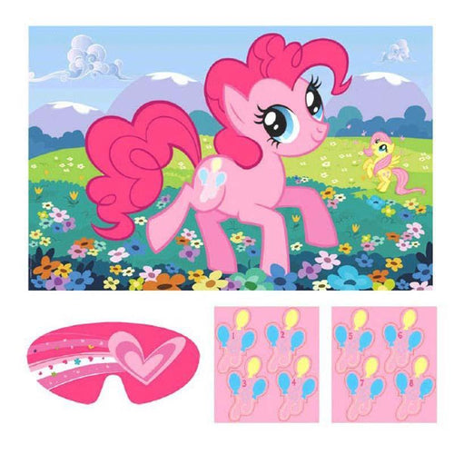 AMSCAN BIRTHDAY My Little Pony Party Game
