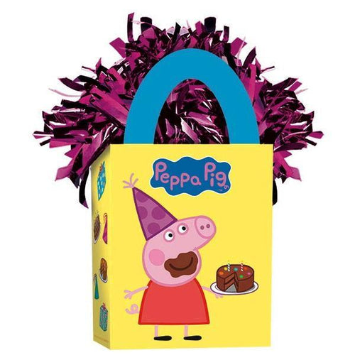 Amscan BIRTHDAY Peppa Pig Balloon Weight