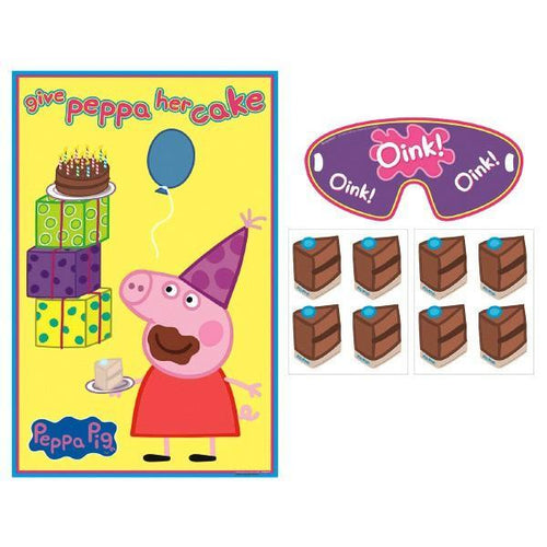 AMSCAN BIRTHDAY Peppa Pig (tm) Party Game