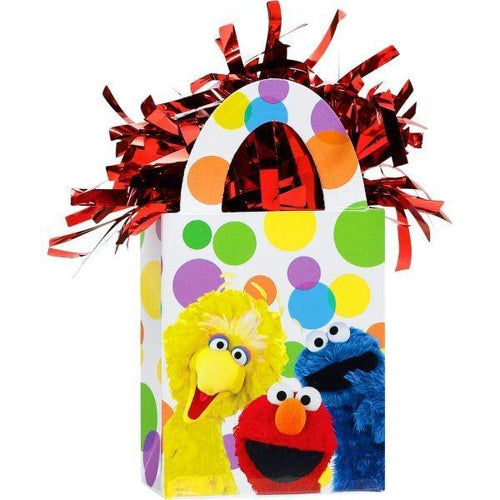 AMSCAN BIRTHDAY Sesame Street Balloon Weight