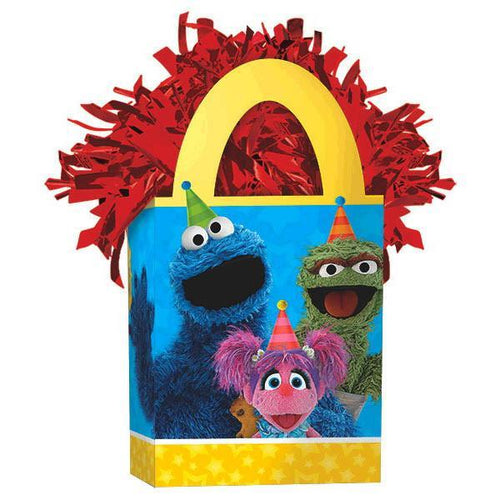 AMSCAN BIRTHDAY Sesame Street® Mini Balloon Weight
