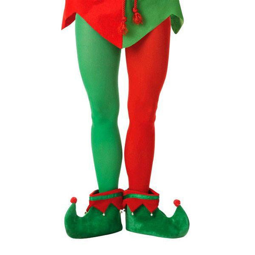 Amscan Christmas Adult Elf Tights
