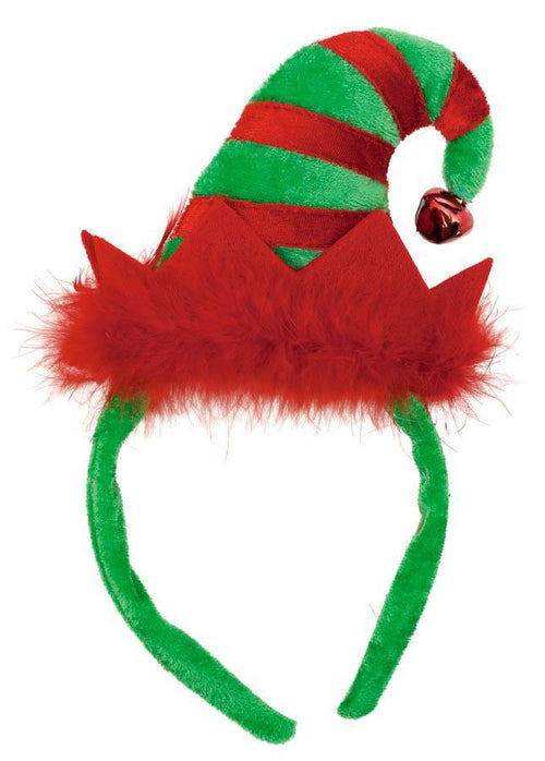 Amscan Christmas Elf Hat Headband