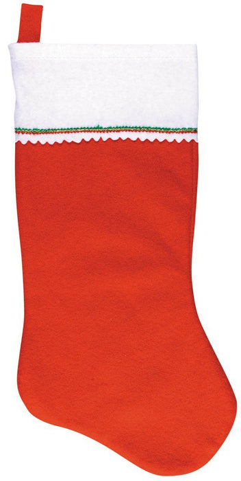 Amscan Christmas Felt Christmas Stocking