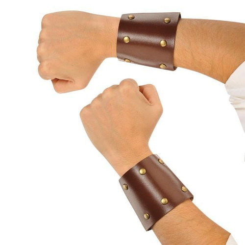 Amscan Costume Accessories Adult Roman Warrior Wristbands