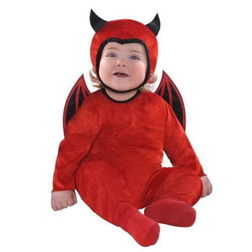 Amscan Costumes Baby Cute as a Devil Costume - 0-6 Months