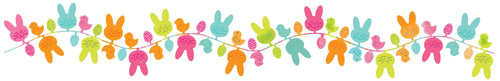 Amscan Easter Easter Foil Wire Garland