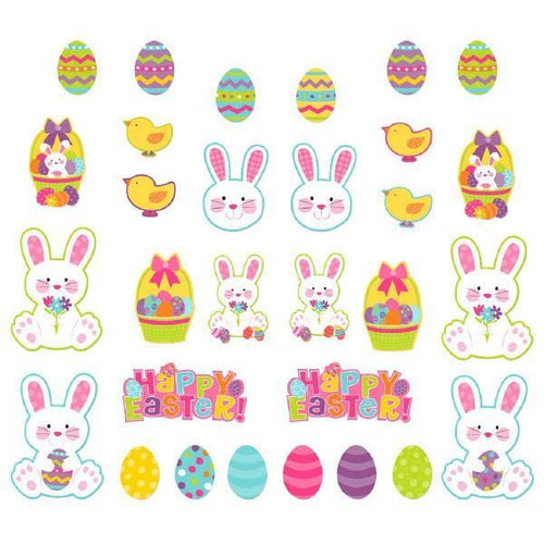Amscan Easter Easter Icons Cutouts