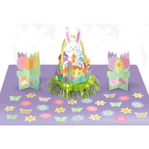 Amscan Easter Easter Table Decorating Kit