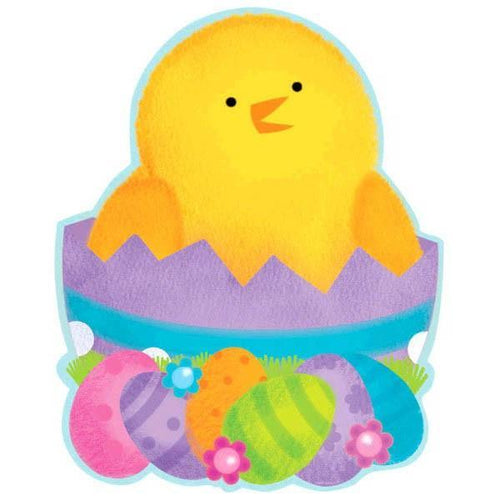 Amscan Easter Hatching Chick Easter Cutout