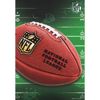 Amscan Football NFL Football Favor Bags 8ct