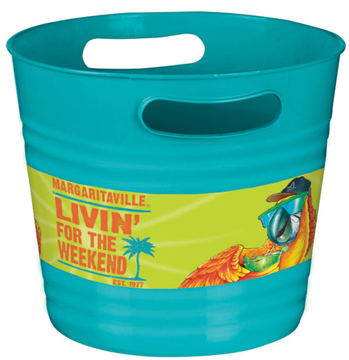AMSCAN Luau Margaritaville Plasitic Ice Bucket