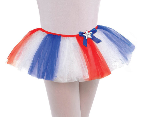 Amscan Patriotic Child Patriotic Tutu