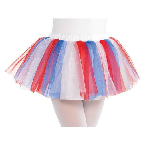 Amscan Patriotic Child Red, White & Blue Tutu