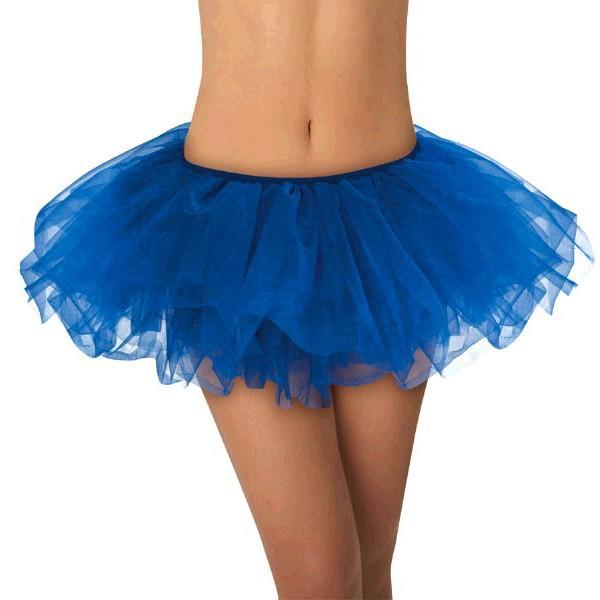 Amscan Spirit Adult Blue Tutu