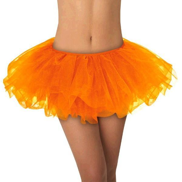Amscan Spirit Adult Orange Tutu