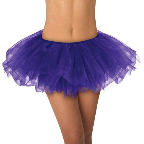 Amscan Spirit Adult Purple Tutu