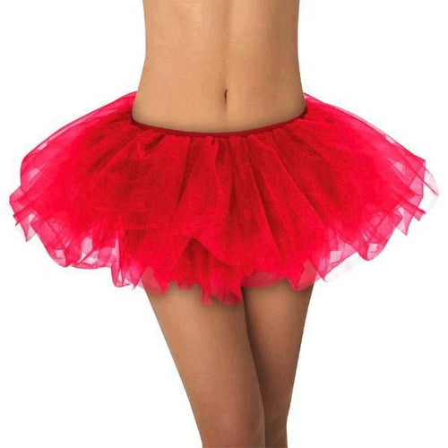 Amscan Spirit Adult Red Tutu