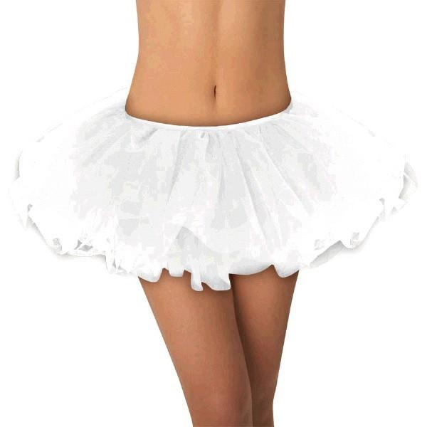 Amscan Spirit Adult White Tutu