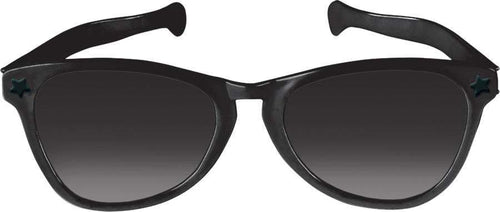 Amscan Spirit Black Jumbo Fun Glasses