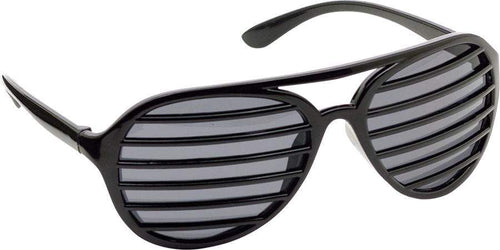 Amscan Spirit Black Shutter Glasses