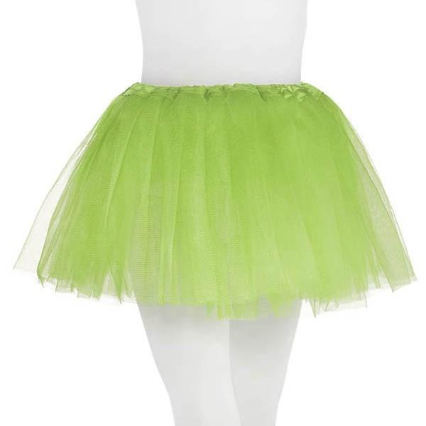 Amscan Spirit Child Neon Green Tutu
