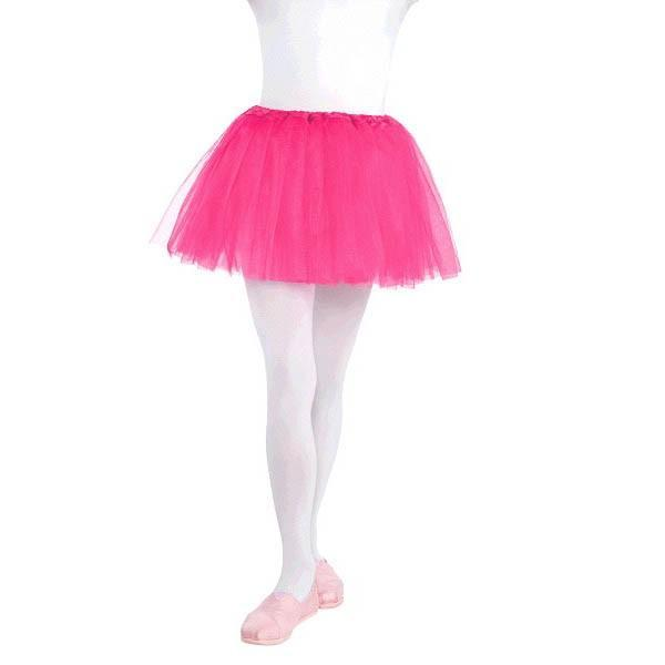 Amscan Spirit Child Pink Tutu