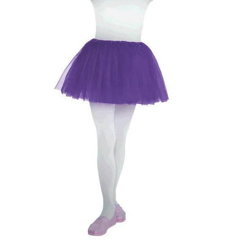Amscan Spirit Child Purple Tutu