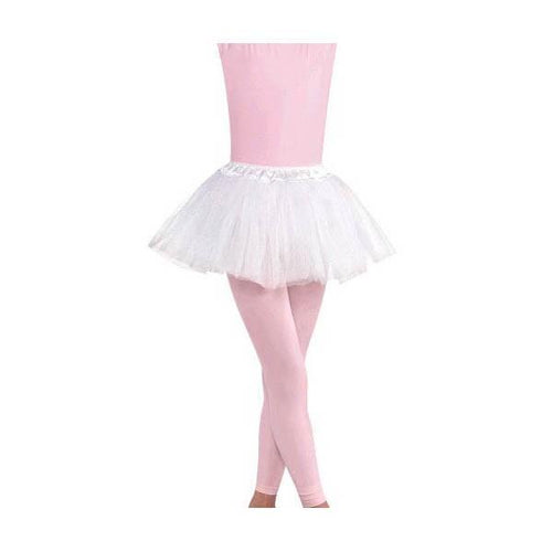 Amscan Spirit Child White Tutu