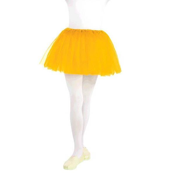Amscan Spirit Child Yellow Tutu