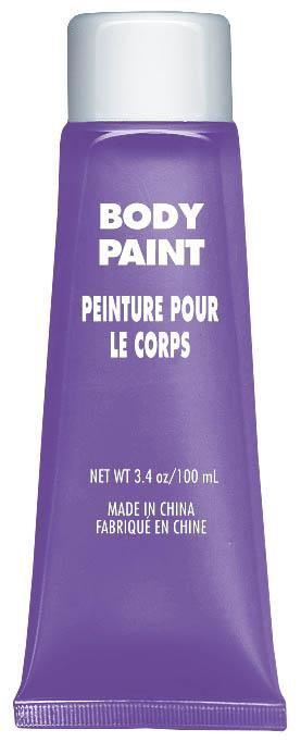 Amscan Spirit Purple Body Paint