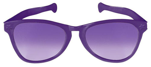 Amscan Spirit Purple Jumbo Fun Glasses