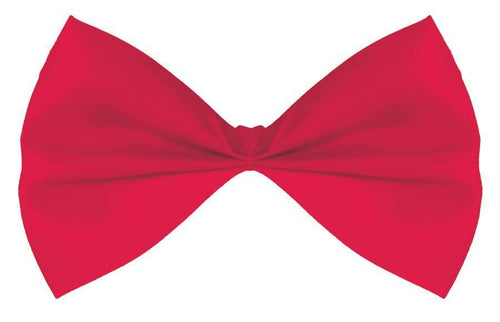 Amscan Spirit Red Bow Tie