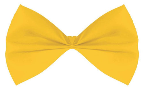 Amscan Spirit Yellow Bow Tie
