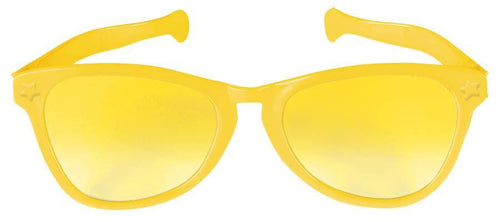 Amscan Spirit Yellow Jumbo Fun Glasses