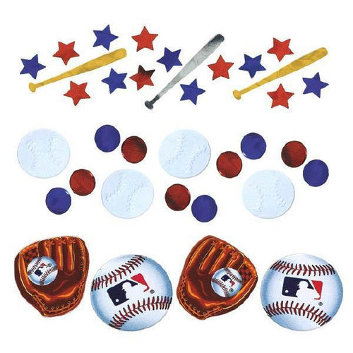 Amscan Sports MLB Baseball Confetti
