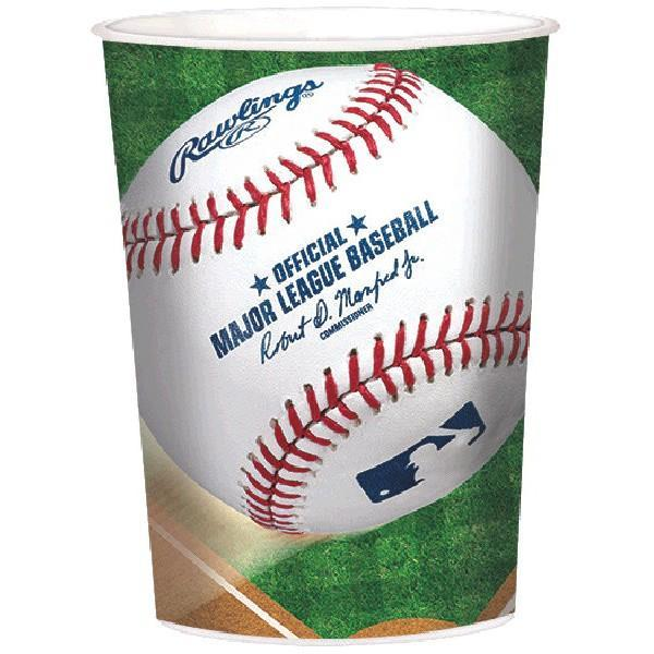 Amscan Sports Rawlings Baseball Favor Cup