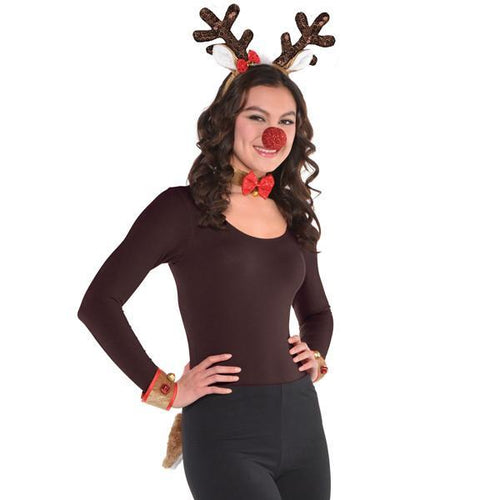 Amscan Staging Adult Reindeer Accessory Kit