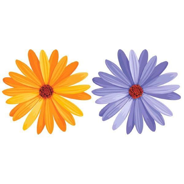 Amscan Staging Daisy 10.5 Inch Bulk Cut-Outs