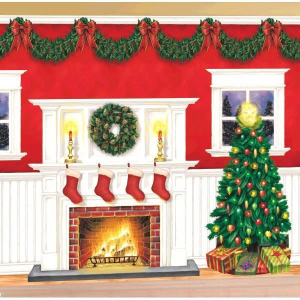 Amscan Staging Kit Dec Giant Ss Christmas