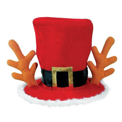 Amscan Staging Mad Hatter Christmas Hat
